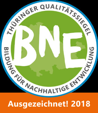 BNE Siegel (2019/05), https://www.nhz-th.de/bne/bne-zertifizierung-in-thueringen/